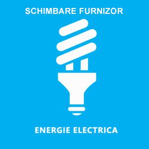 Schimbare Furnizor Energie